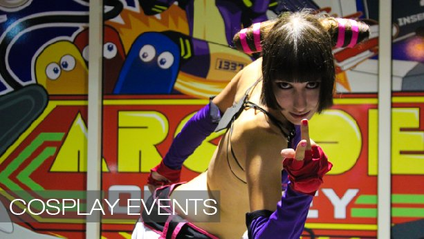 Cosplay events